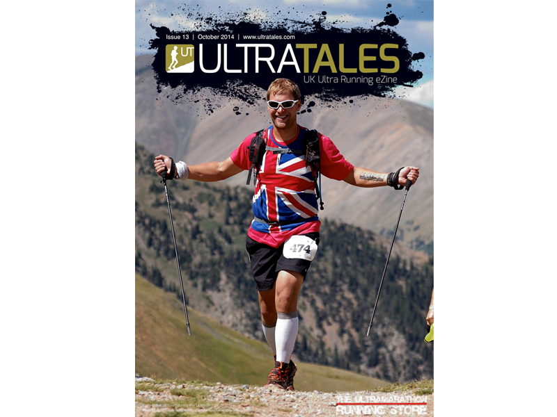 Ultra Tales Issue 13 Front Cover Medium